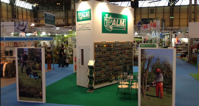 ALM Manufacturing - Exhibition Stand