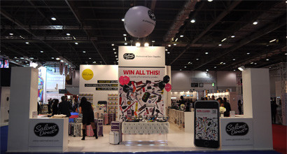 Salons Direct - Exhibition Stand