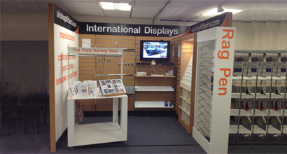 Charity Retail Show - Exhibition Stand